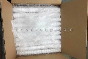 بسته بندی لیوان کاغذی