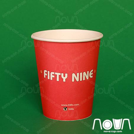 لیوان کاغذی اختصاصی FIFTY NINE