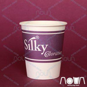 لیوان کاغذی اختصاصی Silky