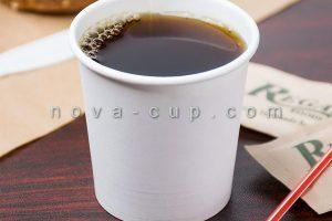 لیوان کاغذی چای دار