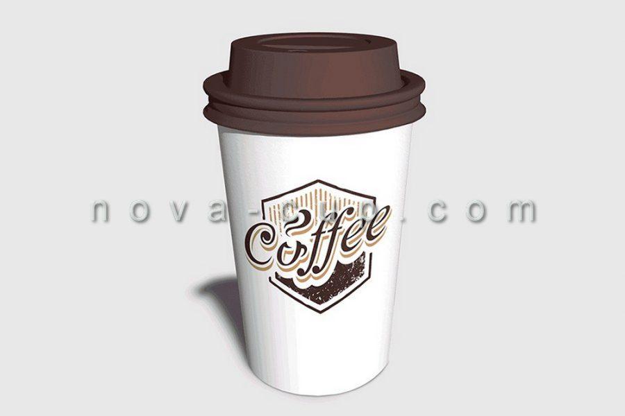 ماگ قهوه کاغذی